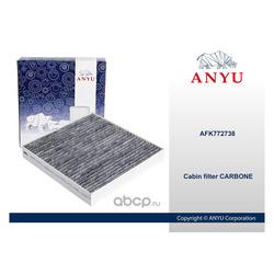 Угольный фильтр салона (ANYU) AFK772738