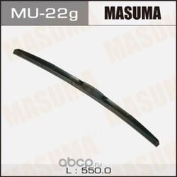 Дворники гибридные (MASUMA) MU22G