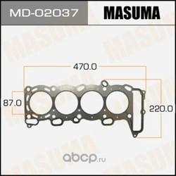 Прокладка гбц (MASUMA) MD02037