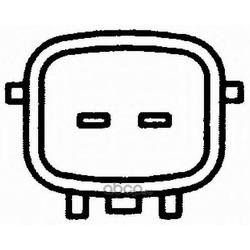 Температурный датчик охлаждающей жидкости (Hella) 6PT009107531