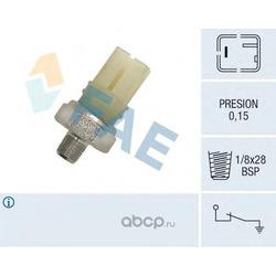 Датчик давления масла (FAE) 12420