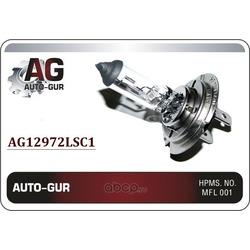 Лампа h7 ledo standard 12v 55w (Auto-GUR) AG12972LSC1