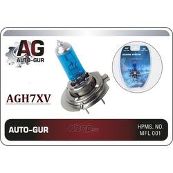 Лампа н7 xenon vision, 12v / 55w / 5000к / px26d / блистер (Auto-GUR) AGH7XV