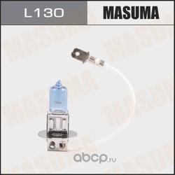Лампа высокотемпературная h3 12v 55w blue (MASUMA) L130