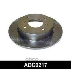 Диск тормозной задний (Comline) ADC0217