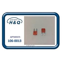 Предохранитель флажковый mini 1a (H&Q) 1060013