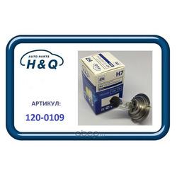 Лампа h7 (H&Q) 1200109