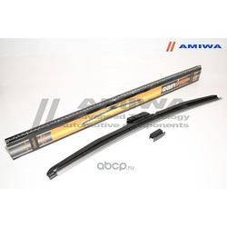 Щётка стеклоочистителя гибридная универсальная 550мм (AMIWA) AWB22HU