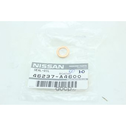 Кольцо форсунки металлическое (NISSAN) 46237A4600