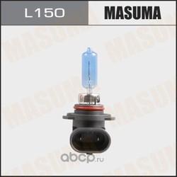 Лампа высокотемпературная hb3 12v 65w blue (MASUMA) L150