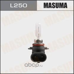 Лампа галогенная hb3 12v 65w (MASUMA) L250