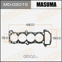 Прокладка гбц (MASUMA) MD02015