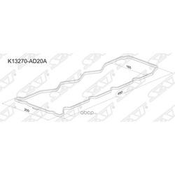 Прокладка клапанной крышки (SAT) K13270AD20A