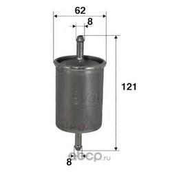 Фильтр топливный (Valeo) 587012