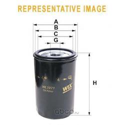Масляный фильтр (WIX FILTERS) WL7134