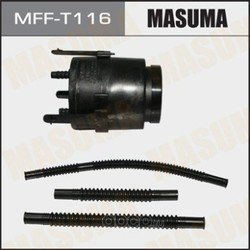 Фильтр топливный (MASUMA) MFFT116