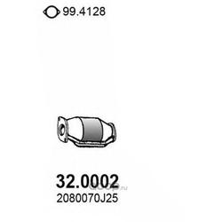 Катализатор (ASSO) 320002