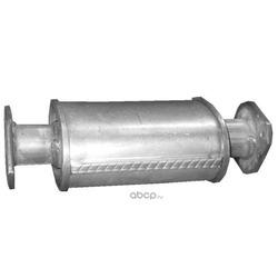 Глушитель замена катализатора (Polmostrow) 15402