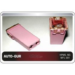 Предохранитель силовой 3а розовый (Auto-GUR) AGFJ1630A