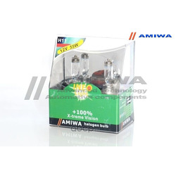 "Лампа накаливания, ""x-treme vision h11"" 12в 55вт 2шт (AMIWA) PRINEOH111255"