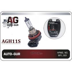 Лампа h11 standard long life 12v / 55w / pgj19-2 / блистер (Auto-GUR) AGH11S
