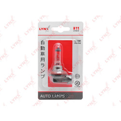 Лампа галогенная в блистере 1шт (LYNX auto) L1115501