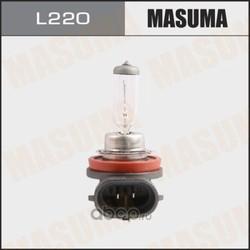 Лампа галогенная h11 12v 55w (MASUMA) L220