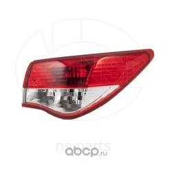 Фонарь задний правый наружный (NSP) NSP02265504AA0A