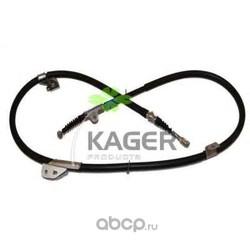 Трос, стояночная тормозная система (KAGER) 191490