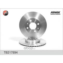 Диск тормозной (Fenox) TB217894