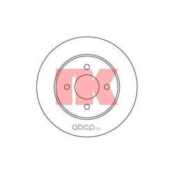 Диск тормозной (Nk) 202269