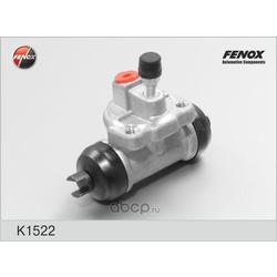 Цилиндр колесный барабанного тормоза (Fenox) K1522