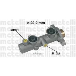 Главный тормозной цилиндр (Metelli) 050342
