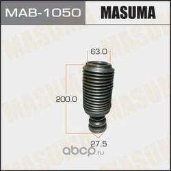 Пыльник стоек (MASUMA) MAB1050