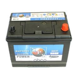 Стартерная аккумуляторная батарея (Nippon pieces) U540L66B