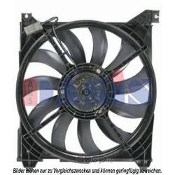 Вентилятор, охлаждение двигателя (AKS DASIS) 568004N