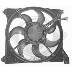 Вентилятор, охлаждение двигателя (DIEDERICHS) 6821101