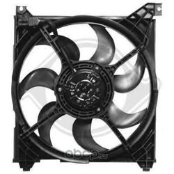 Вентилятор, охлаждение двигателя (DIEDERICHS) 6870201