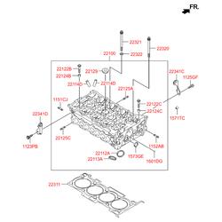 Головка блока (Hyundai-KIA) 504TM2GA07D