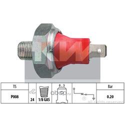 Датчик давления масла (KW) 500035