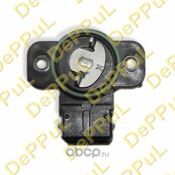 Датчик, положение дроссельной заслонки (DePPuL) DEPK160
