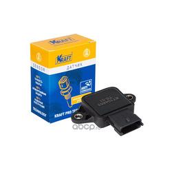 Датчик, положение дроссельной заслонки (Kraft) KT104853