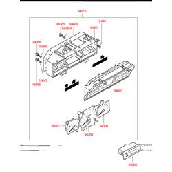 Датчик скорости (Hyundai-KIA) HQ806900
