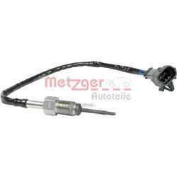 Датчик, температура выхлопных газов (Metzger) 0894042