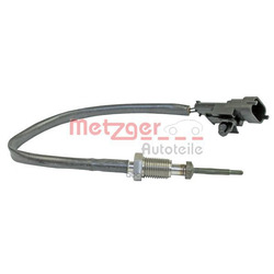Датчик, температура выхлопных газов (Metzger) 0894390