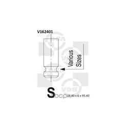 Клапан (Bga) V162401