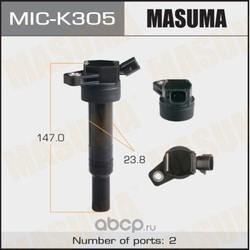 Катушка зажигания (MASUMA) MICK305