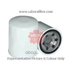 Масляный фильтр (SAKURA) C2804