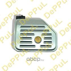 Фильтр масляный акпп (DePPuL) DEFT040
