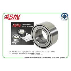 Подшипник ступицы передней (ASIN) ASINHD045030